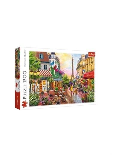 Art Puzzle Art Puzzle Charming Paris 1500 Parça Puzzle Renksiz